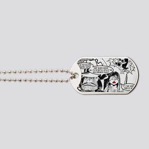 2000A-ITS-YOUR-EX-FRONT Dog Tags