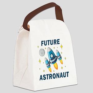 Future Astronaut (Boy) Canvas Lunch Bag
