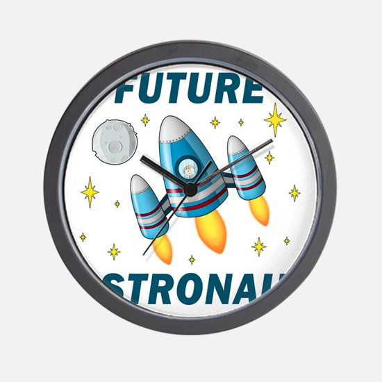 Future Astronaut (Boy) Wall Clock