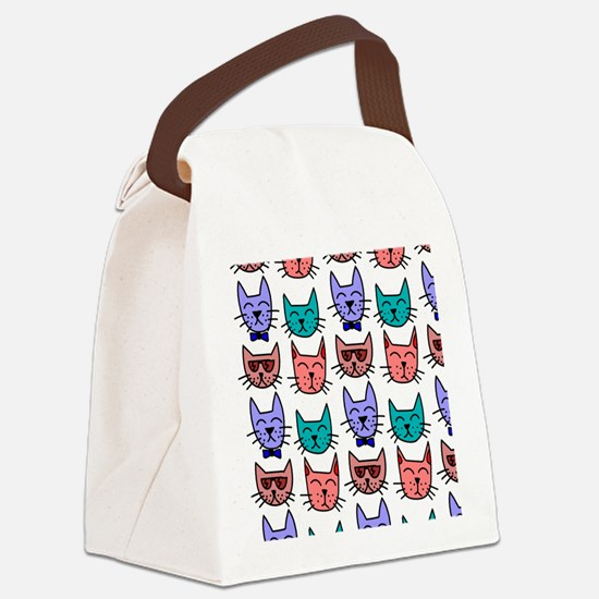 iPADSLEEVE Canvas Lunch Bag