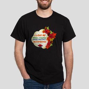 Sierra Leonean Boyfriend Designs Dark T-Shirt