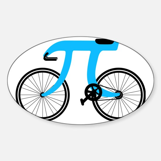 Teacher Humor, PI Sticker (Oval)