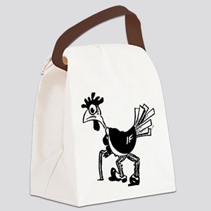 THE OLD COCK! Canvas Lunch Bag