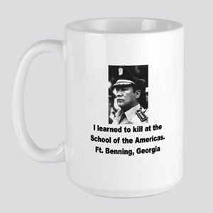 noriega white Mugs