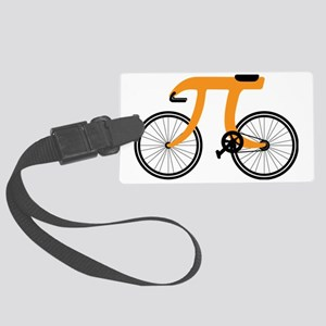 Funny Bicycle 3.14 Large Luggage Tag
