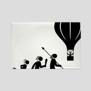 Ballooning-AAH1 Rectangle Magnet