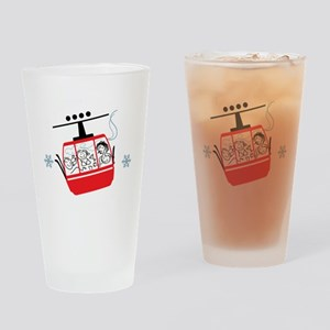 Gondola Ride Drinking Glass