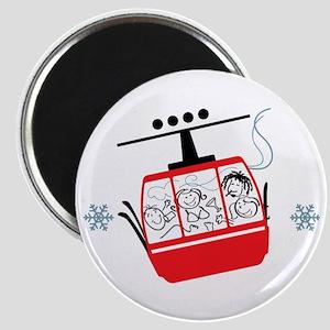 Gondola Ride Magnet