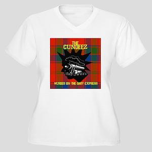 CundeeZ - Murder  Women's Plus Size V-Neck T-Shirt