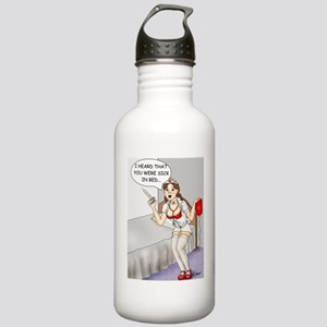 Naughty Nurse ver4 Stainless Water Bottle 1.0L