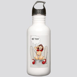 Naughty Nurse ver5 Stainless Water Bottle 1.0L