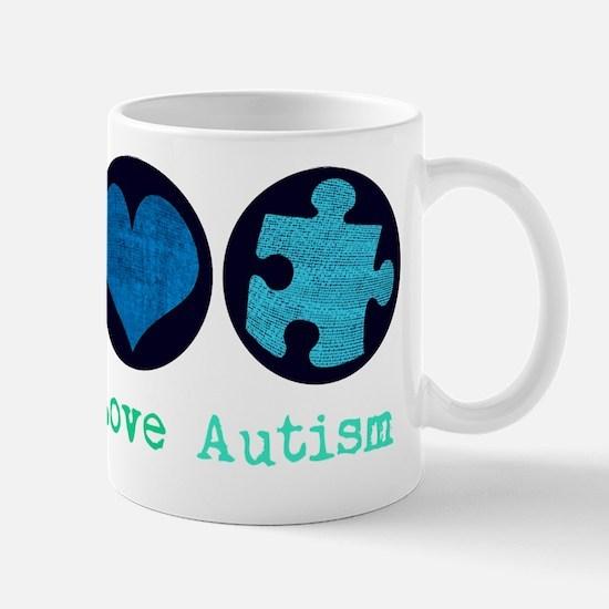 Love for Autism Mug