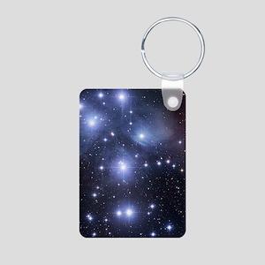 iPhone Slider Aluminum Photo Keychain