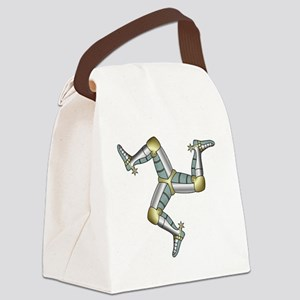 Treskelion of the three legs Canvas Lunch Bag