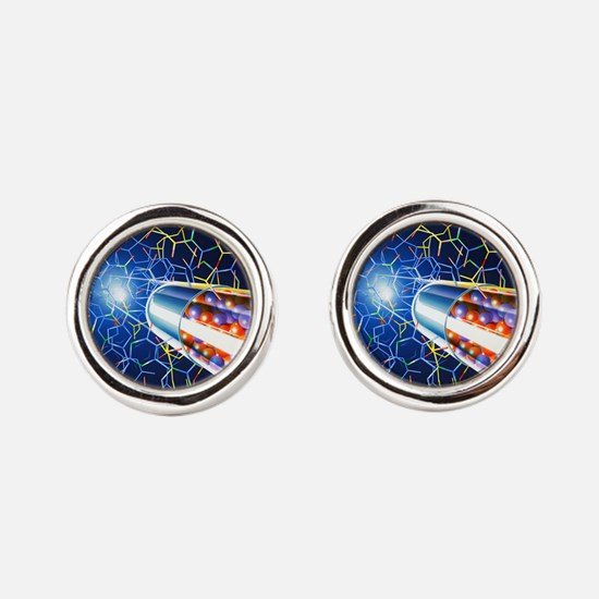 Drug development Cufflinks