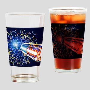 Drug development Drinking Glass