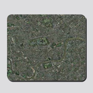 Enlarged congestion charging zone Mousepad