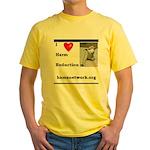 HAMSter Yellow T-Shirt