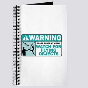 Flying Objects, Teal Journal