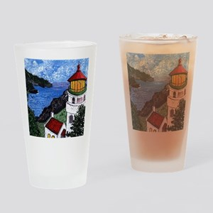 Heceta Head Lighthouse, Oregon Drinking Glass