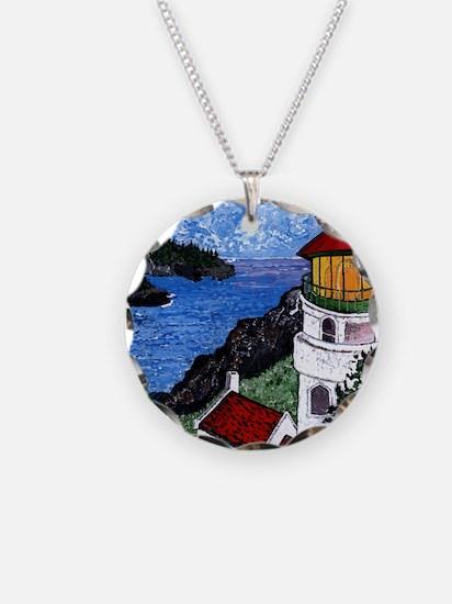 Heceta Head Lighthouse, Oreg Necklace