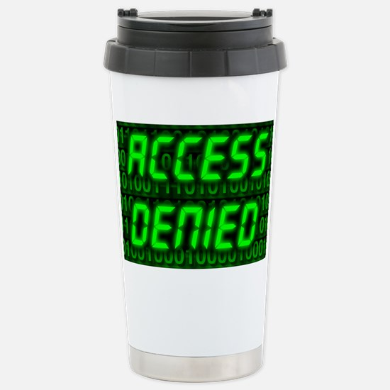 Electronic security Stainless Steel Travel Mug