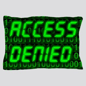 Electronic security Pillow Case