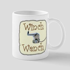 Winch Wench Mug