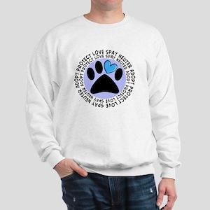 SPAY NEUTER PENDANT Sweatshirt