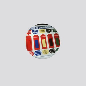 Fire extinguisher codes Mini Button