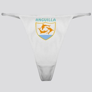 Anguilla coat of arms Classic Thong
