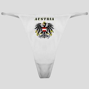Austria coat of arms Classic Thong