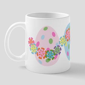 Easter Eggs 'N Garland Mug