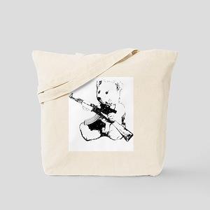 TEDDY PATROL Tote Bag