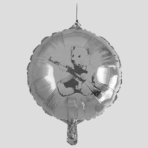 TEDDY PATROL Mylar Balloon