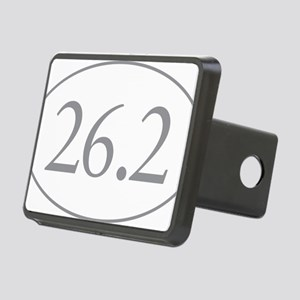 26.2 Marathon Distance Rectangular Hitch Cover