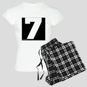 5-6-7-8 Dance Pillows Women's Light Pajamas