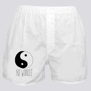 no worriez Boxer Shorts