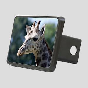 Giraffe Laptop Skin Rectangular Hitch Cover