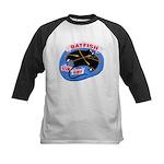 USS BATFISH Kids Baseball Jersey