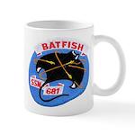 USS BATFISH Mug