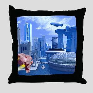 s9000367 Throw Pillow