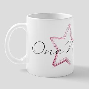 One Star Whore Mug