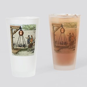 Geuricke's vacuum experiment Drinking Glass