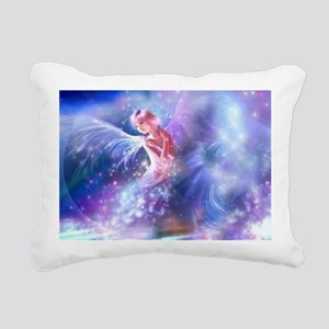 Angel Rectangular Canvas Pillow