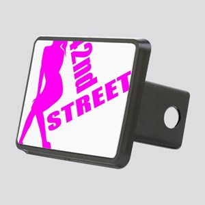 42nd Street Rectangular Hitch Cover