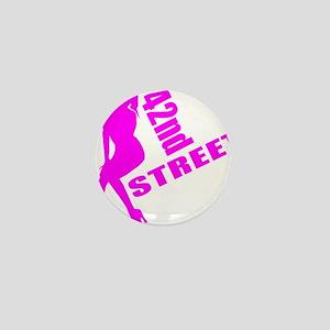 42nd Street Mini Button