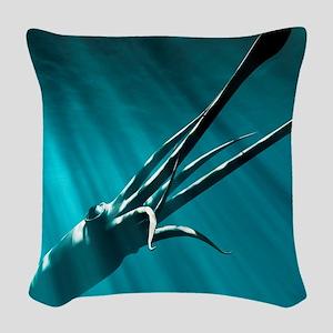 z5050132 Woven Throw Pillow
