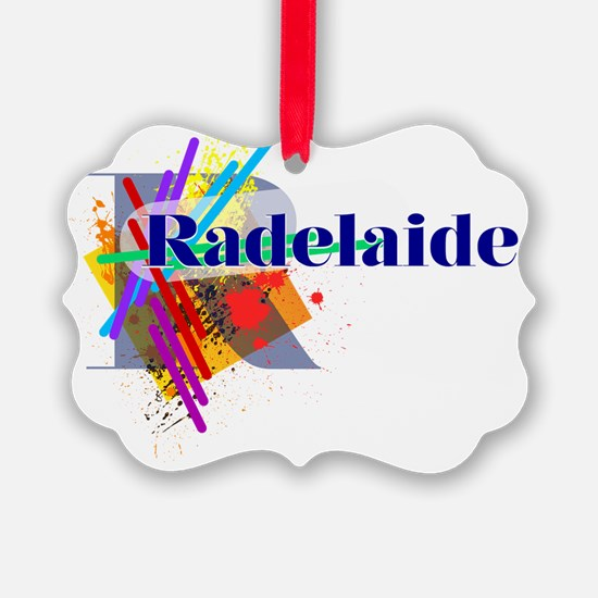 Radelaide summer holiday shirts Ornament