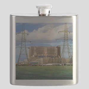 Hartlepool nuclear power station Flask